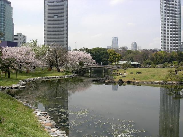 Hama-rikyo Gardens